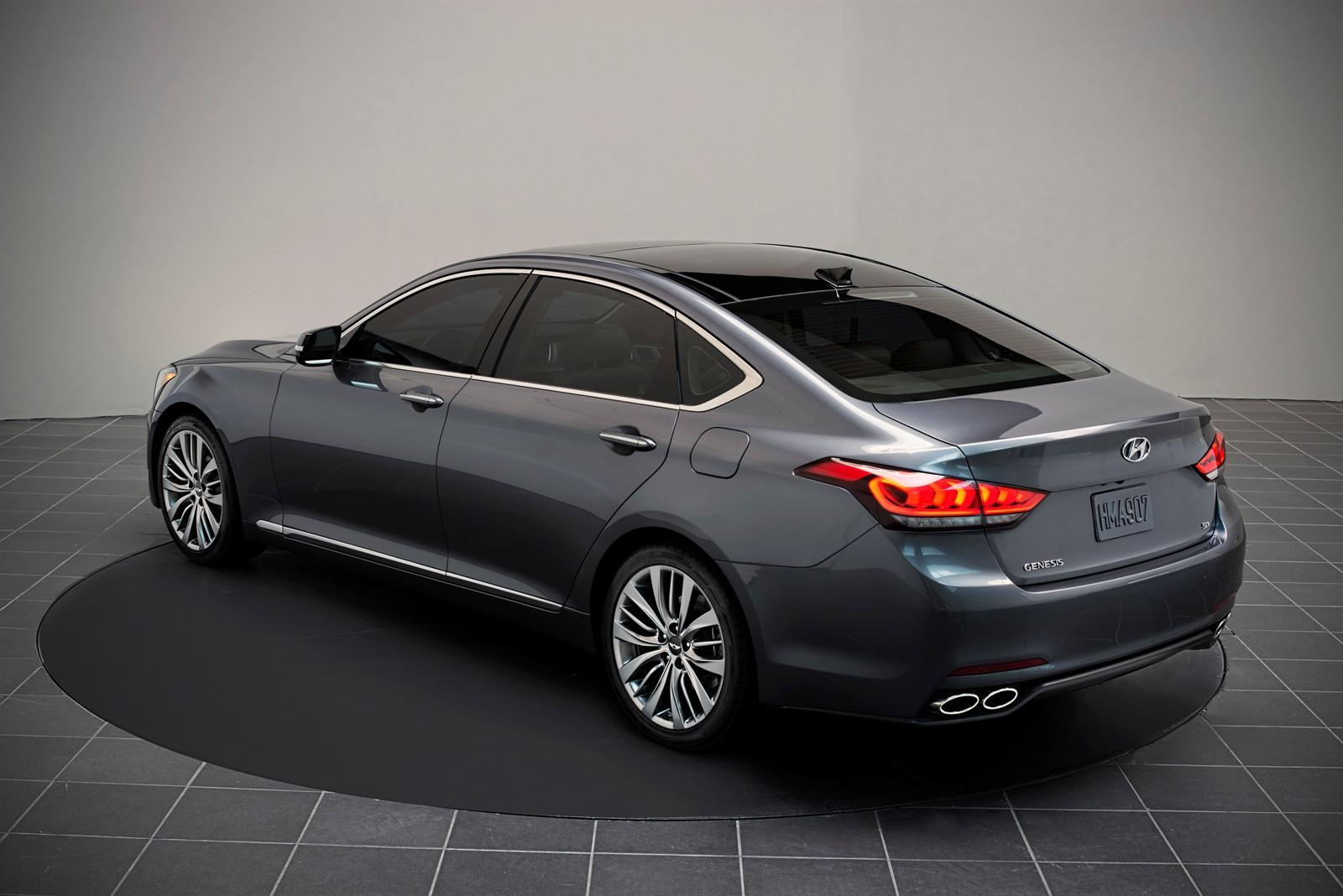 O Brien Hyundai >> 2015 Hyundai Genesis: Next Generation Sedan Boasts ...