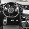 2015 Volkswagen Golf R steering wheel