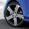 2015 Volkswagen Golf R wheel