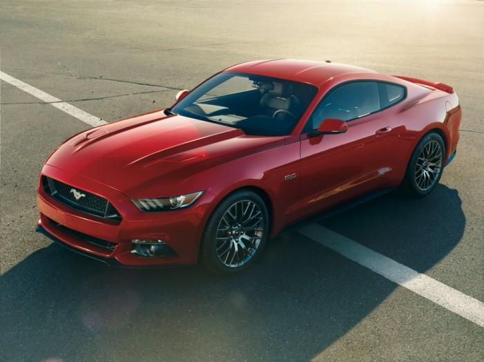 2015 Mustang power