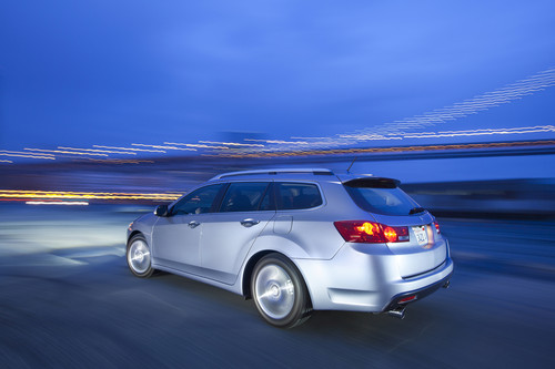 2014 Acura TSX Sport Wagon Overview