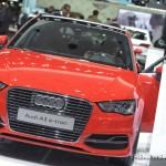 Audi NAIAS display: A3 e-tron