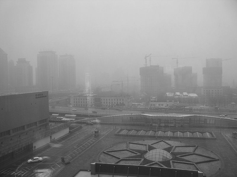 Auto Sales in China Impact Air Quality