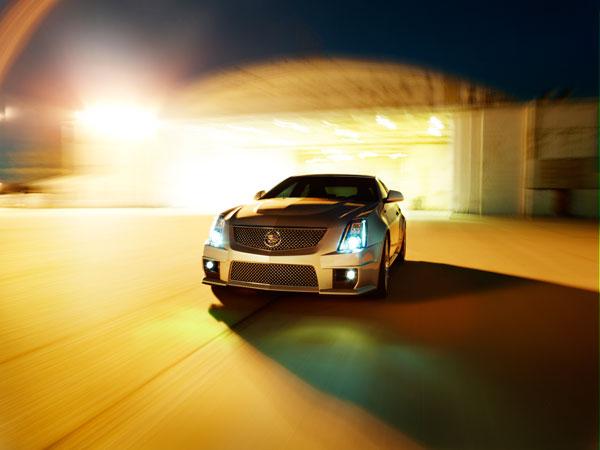 Cadillac CTS-V Sedan History