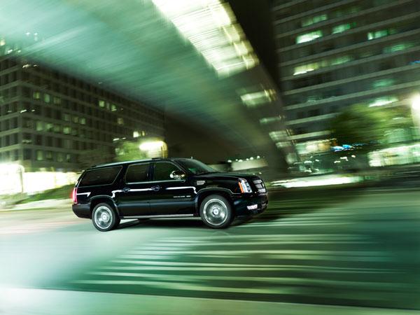 Cadillac Escalade ESV History
