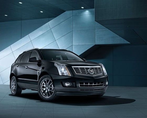 2014 Cadillac Srx Crossover Overview