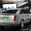 NAIAS Luxury Car Seats: Cadillac XTS