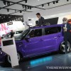 Kia NAIAS Display: DJ Booth Soul
