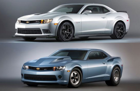First Production Z/28 and COPO Camaro