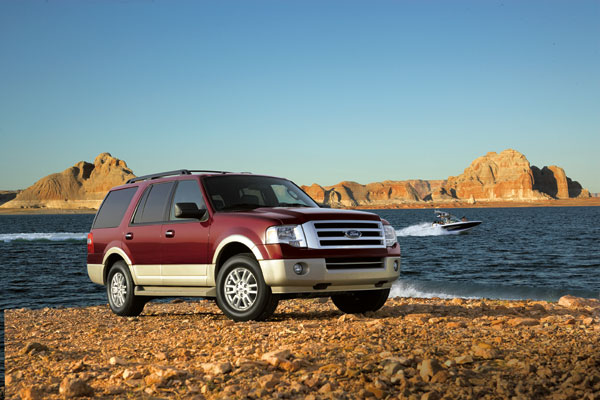 Ford Expedition History