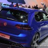 Volkswagen NAIAS Display: Golf R