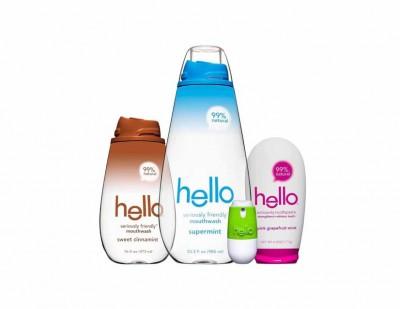 Hello® oral care line