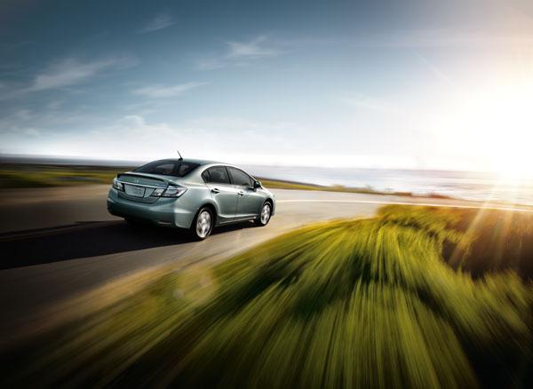 Honda Civic Hybrid Sedan History