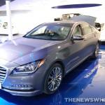 Hyundai NAIAS display: Genesis