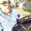Jay Leno Driving Sloan*Museum's 1910 Buick Bug