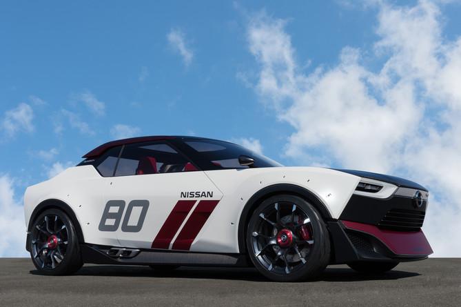 next Nissan Z car
