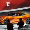 Nissan NAIAS display: Nissan Sport Sedan Concept