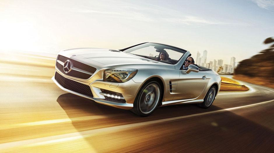 2014 Mercedes-Benz SL-Class Overview