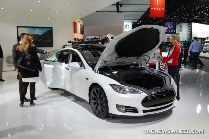 The Tesla Model S is America's Most Loved Vehicle