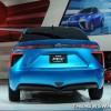 Toyota NAIAS Display: FCV Concept