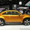 Volkswagen NAIAS Display: Dune