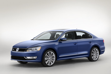 Volkswagen Passat BlueMotion® Concept Front 1