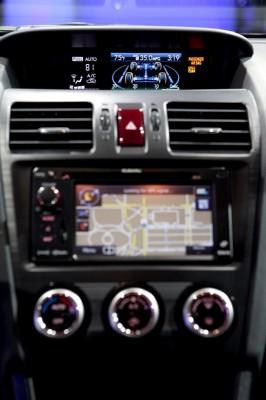 XV Crosstrek Hybrid technology