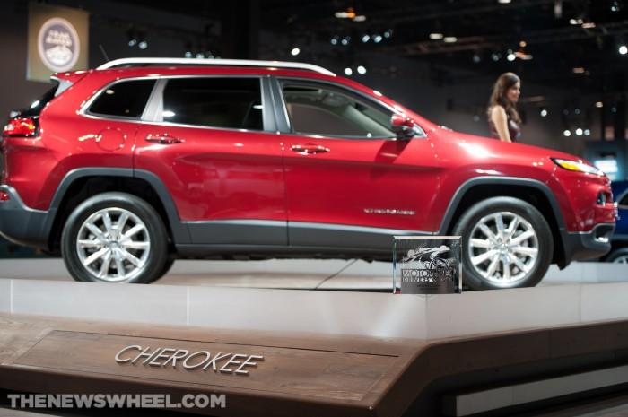 Chrysler MotorWeek Driver's Choice Award