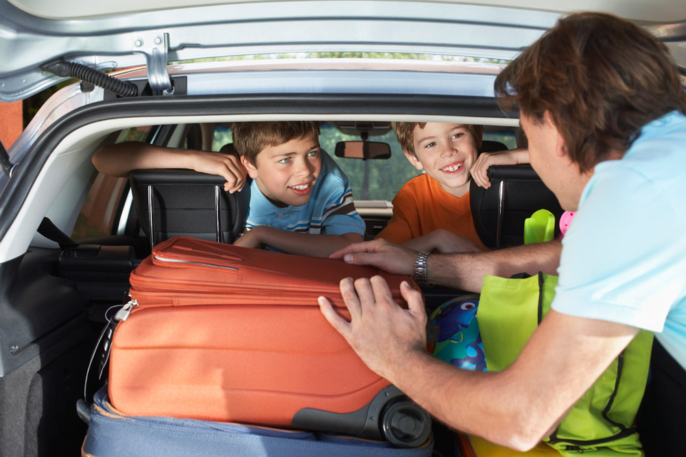 Organize Your Car Trunk