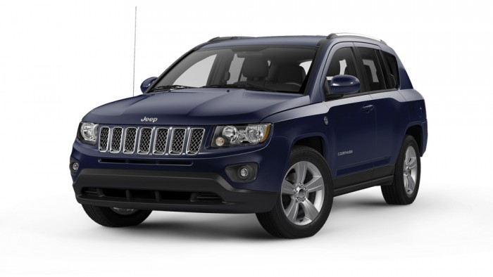 2014 Jeep Compass Overview