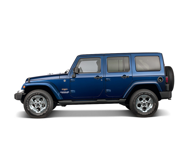 2014 Jeep Wrangler Unlimited Overview
