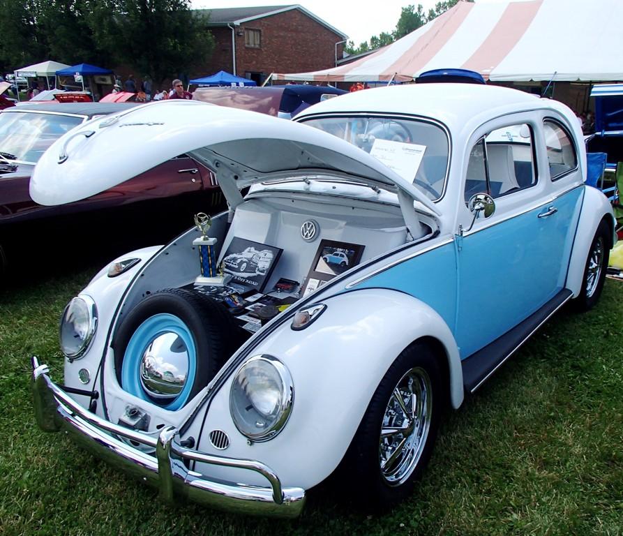 Volkswagen Beetle History - The News Wheel