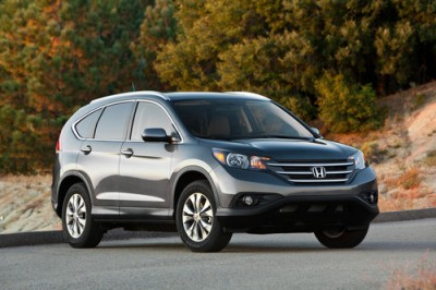 IHS Loyalty Study - Honda CR-V