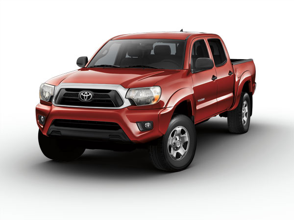 Toyota to Recall 261,000 Trucks and SUVs Including the 2012 and 2013 Tacoma