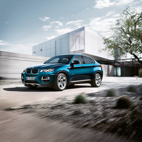 2014 BMW X6 Overview