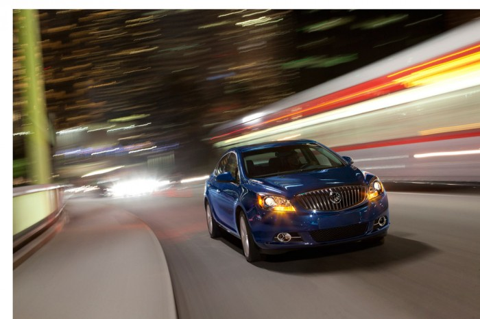 2014 Buick Verano Turbo - Buick Wins Three Kelley Blue Book Awards