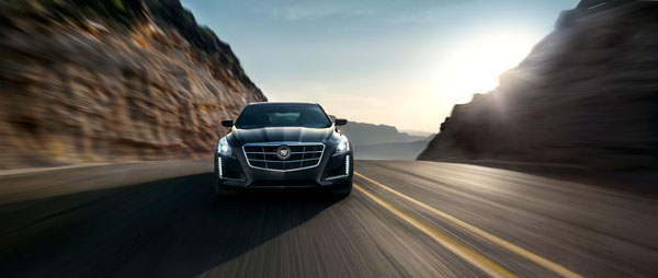 2014 Cadillac CTS Sedan Overview