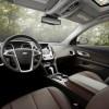 2014 Chevrolet Equinox LTZ inside