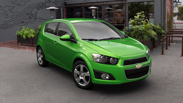 2014 Chevrolet Sonic | Win a Sonic in the Clorox Pack it Back to College Sweepstakes