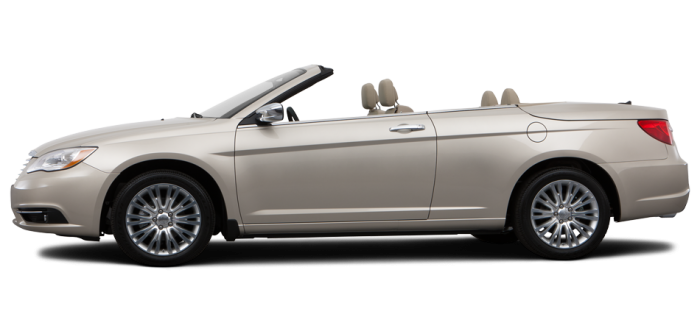 2014 Chrysler 200 Convertible Louisville
