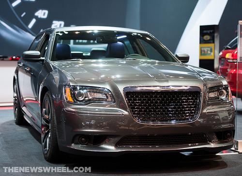 2014 Chrysler 300 2015 Chrysler 300 Debut