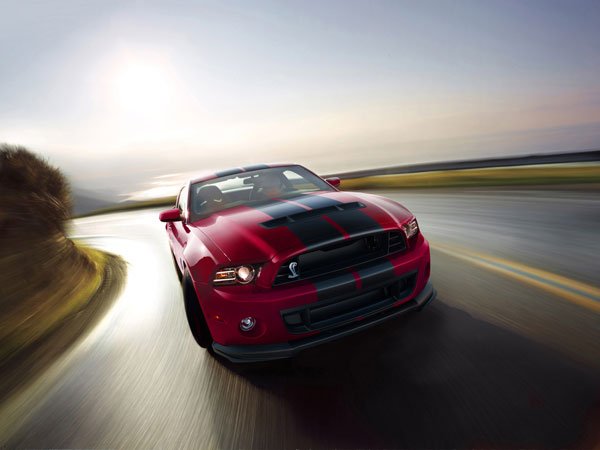 2014 ford mustang Great American Pony Drive
