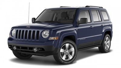 2014 Jeep Patriot Overview