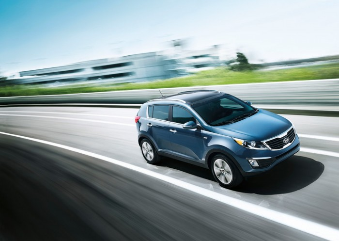 2014 Kia Sportage - 30 Million Kias Sold Worldwide