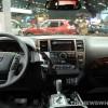 2014 Nissan Armada dash