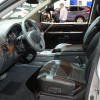 2014 Nissan Armada front seat