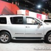 2014 Nissan Armada side