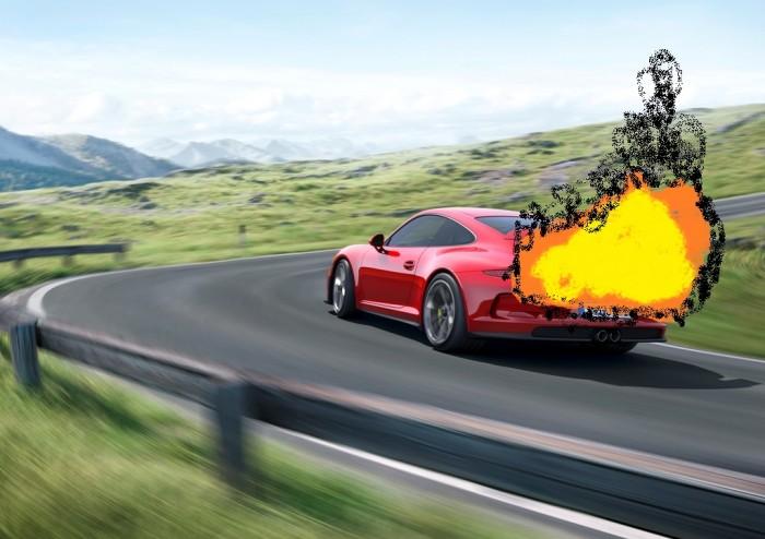 2014 Porsche 911 GT3 Recall