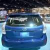 2014 Prius v Rear