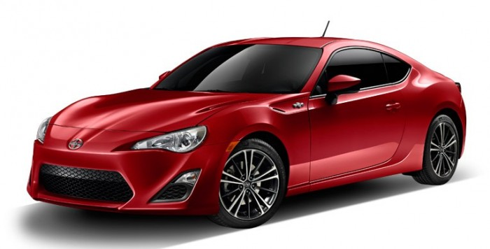2014 Scion FR-S, the 2014 Best Sports Car for the Money
